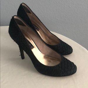 Steven by Steve Madden Black heels